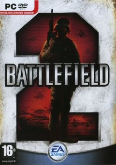 Jaquette de Battlefield 2 PC