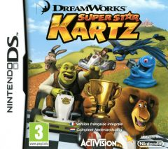 Jaquette de Dreamworks Super Star Kartz DS