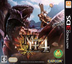 Monster Hunter 4 (Nintendo 3DS)