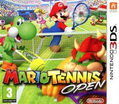Jaquette de Mario Tennis Open Nintendo 3DS