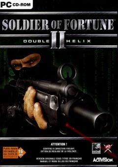 Jaquette de Soldier of Fortune 2 : Double Helix PC