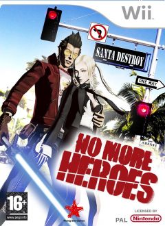 No More Heroes (Wii)