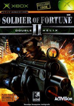 Jaquette de Soldier of Fortune 2 : Double Helix Xbox