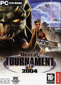 Jaquette de Unreal Tournament 2004 PC