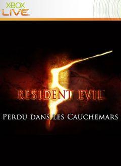 Jaquette de Resident Evil 5 : Perdu dans les Cauchemars Xbox 360