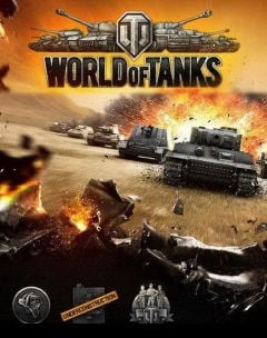 Jaquette de World of Tanks PC