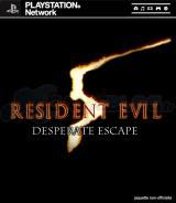 Jaquette de Resident Evil 5 : Une Fuite Désespérée PlayStation 3