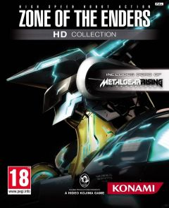 Jaquette de Zone of the Enders HD Collection PS Vita