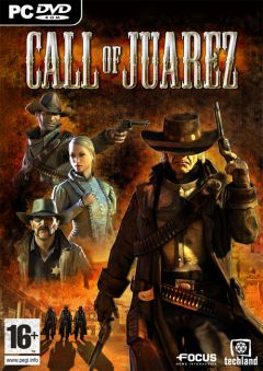 Jaquette de Call of Juarez PC