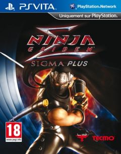 Jaquette de Ninja Gaiden Sigma PS Vita