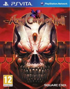 Jaquette de Army Corps of Hell PS Vita
