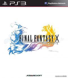 Jaquette de Final Fantasy X / X-2 HD Remaster PlayStation 3