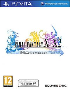 Jaquette de Final Fantasy X / X-2 HD Remaster PS Vita