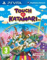 Jaquette de Touch my Katamari PS Vita