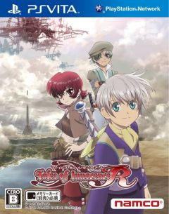Jaquette de Tales of Innocence R PS Vita