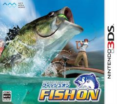 Jaquette de Fish On Nintendo 3DS