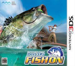 Jaquette de Fish On Nintendo 3DS