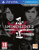 Jaquette de Shinobido 2 : Revenge of Zen PS Vita