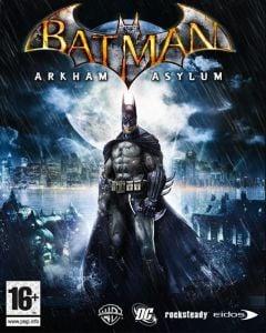 Jaquette de Batman : Arkham Asylum Mac