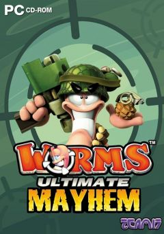Jaquette de Worms Ultimate Mayhem PC