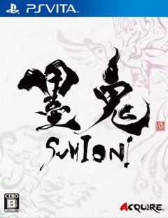 Jaquette de Sumioni PS Vita