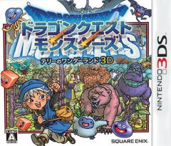Jaquette de Dragon Quest Monsters Terry's Wonderland 3D Nintendo 3DS