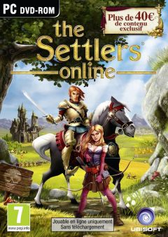 Jaquette de The Settlers Online PC
