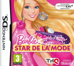 Jaquette de Barbie : Star de la Mode DS