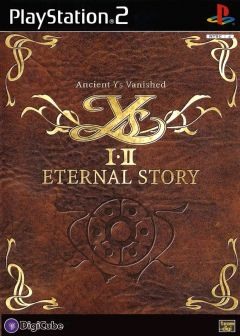 Jaquette de Ys I & II : Eternal Story PlayStation 2