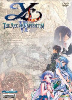 Jaquette de Ys : The Ark of Napishtim PC