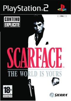 Jaquette de Scarface : the World is Yours PlayStation 2