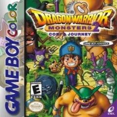 Jaquette de Dragon Quest Monsters 2 : Cobi's Journey Game Boy Color