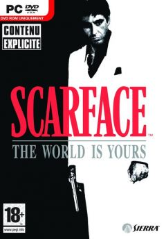 Jaquette de Scarface : the World is Yours PC