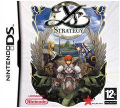 Jaquette de Ys Strategy DS