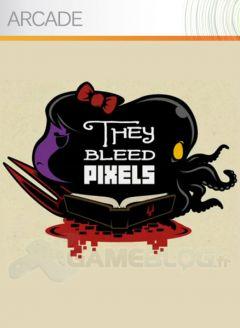 Jaquette de They Bleed Pixels Xbox 360