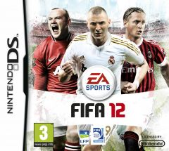 Jaquette de FIFA 12 DS