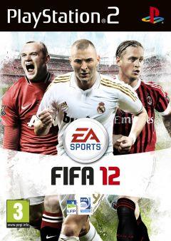 Jaquette de FIFA 12 PlayStation 2
