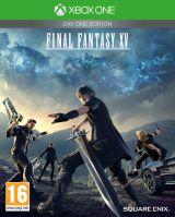 Jaquette de Final Fantasy XV Xbox One