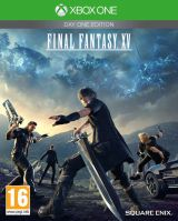 Jaquette de Final Fantasy XV Xbox One