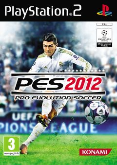 Jaquette de PES 2012 PlayStation 2