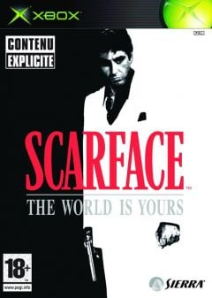 Jaquette de Scarface : the World is Yours Xbox