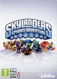 Jaquette de Skylanders - Spyro's Adventure PC