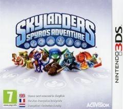 Jaquette de Skylanders - Spyro's Adventure Nintendo 3DS