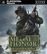 Jaquette de Medal of Honor : En première ligne PlayStation 3