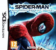 Jaquette de Spider-Man : Aux Frontières du Temps DS