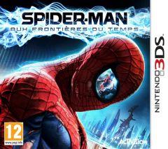 Jaquette de Spider-Man : Aux Frontières du Temps Nintendo 3DS