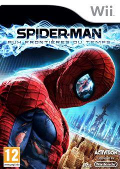 Jaquette de Spider-Man : Aux Frontières du Temps Wii