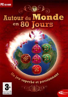 Jaquette de Autour Du Monde En 80 Jours PC