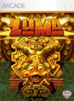 Jaquette de Zuma Xbox 360