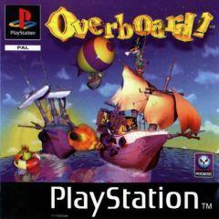 Jaquette de Overboard ! PlayStation